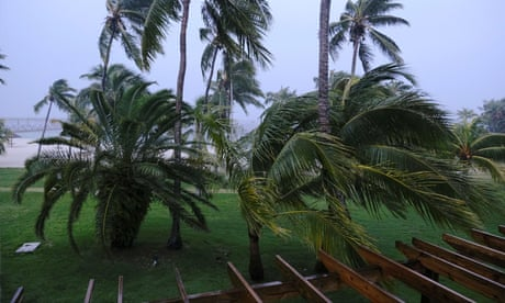 'Abaco is going to get wiped': Bahamas hit by historic Hurricane Dorian