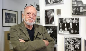 Hal Prince in his office on 30 July 2015 in New York City.
