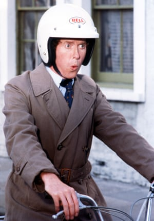 'Ooh Betty' … Michael Crawford in Some Mothers Do 'Ave 'Em.