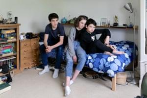 Alex, Maddie and Daniel