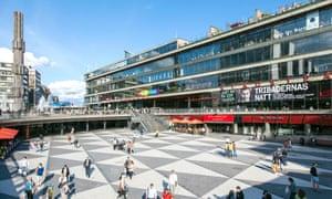 Kulturhuset Cultural Centre