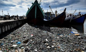 The amount of plastic entering the ocean is expected to triple by 2040, if current trends continue.