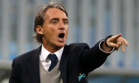 Roberto Mancini has been appointed as Italy's head coach after they failed to qualify for the World Cup.