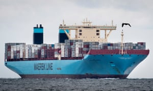 A Maersk tanker