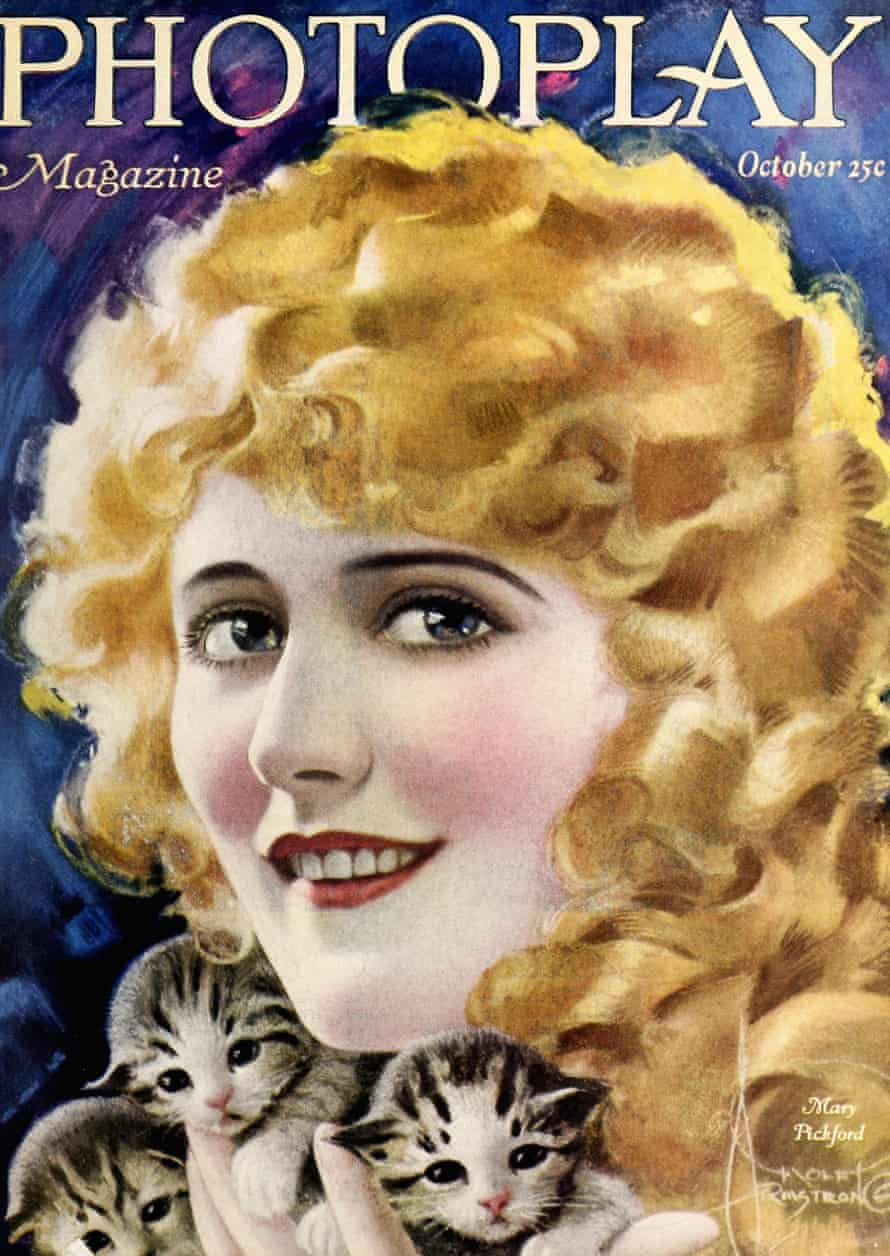 Photoplay magazine, October 1920, with Mary Pickford on the cover.