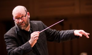 Kenneth Woods conducts the English Symphony Orchestra at St George's, Bristol.
