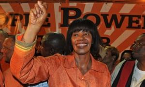 Portia Simpson Miller, the Jamaican prime minister, called for non-confrontational discussions about reparations in 2013.