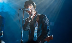 The guilt-free Smiths experience … Johnny Marr.