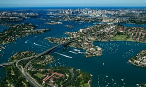 Sydney's suburbs have been left to sprawl for decades, resulting in a city that for many residents is as car-centred as LA.