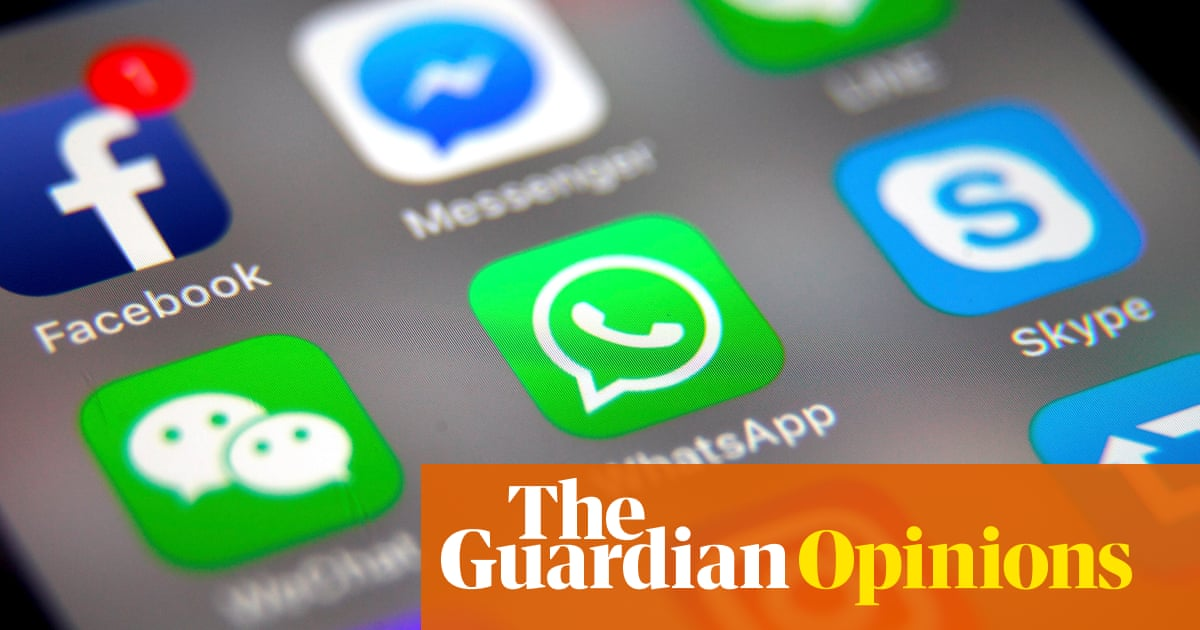WhatsApp plans to ban under-16s  The mystery is how | Charles Arthur