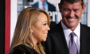 Mariah Carey and James Packer are reportedly engaged.