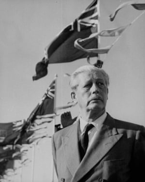 'Fevered vision': Harold Macmillan in 1960