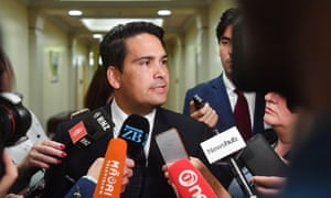 Leader of the opposition Simon Bridges has welcomed the reforms of gun laws announced today by Jacinda Ardern.