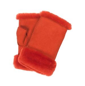 Fingerless mitten £69 jigsaw-online.com