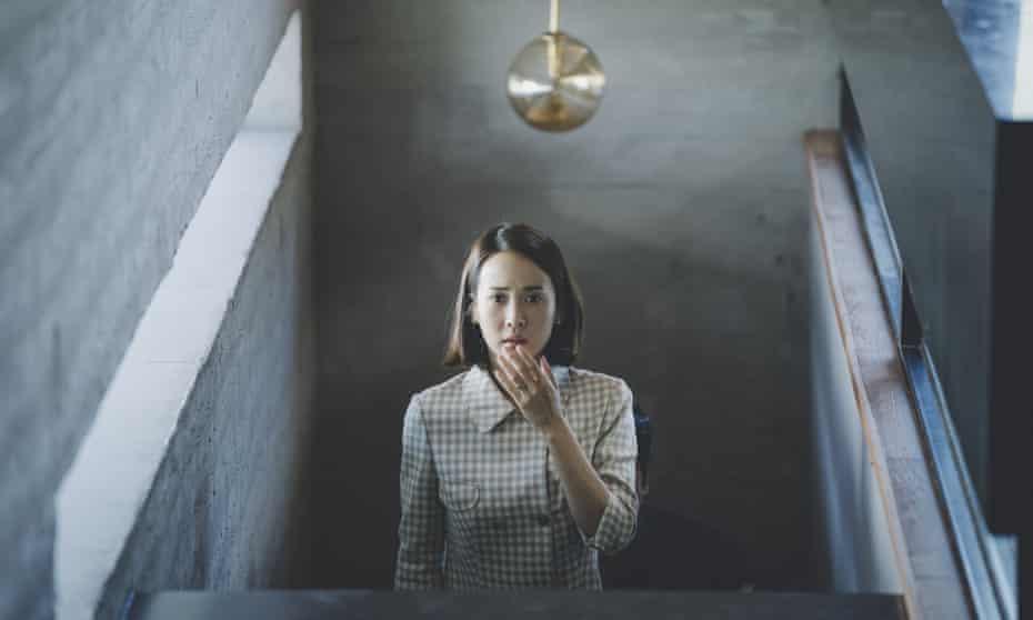 Yeo-jeong Jo in Parasite.