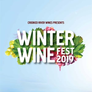 Crooked River Winery's 21st Winter Wine Festival.