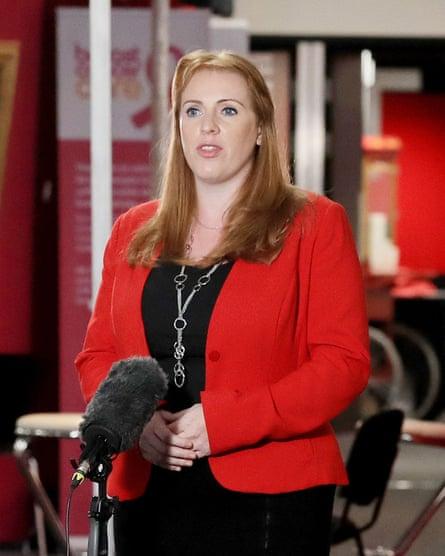 Angela Rayner, Labour's shadow education secretary