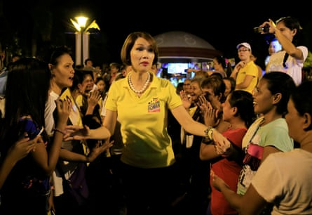 On 10 May 2016, Geraldine Roman became the first transgender politician to be elected to the Philippines' House of Representatives.