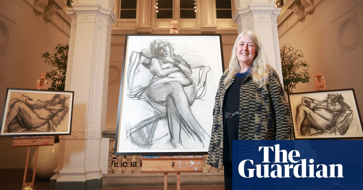 Mary Beard sits for naked portrait in new BBC programme