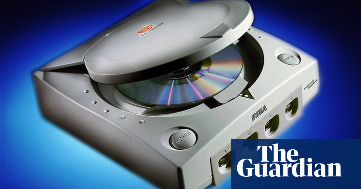 Sega Dreamcast at 20: the futuristic games console that came too soon