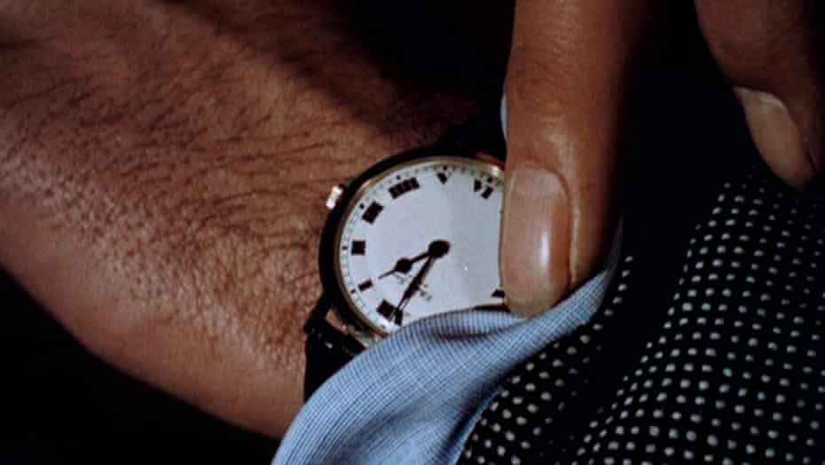 Work, leisure, food, sex – they are means we've devised of feeling like we can control time.