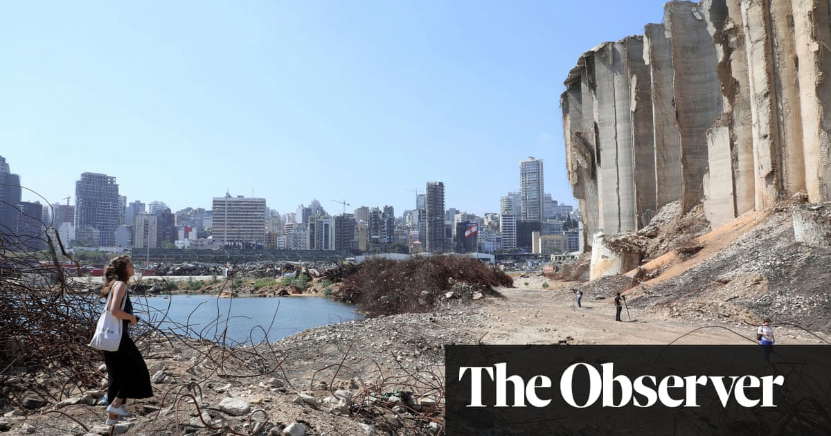 A year after Beirut blast, Lebanon sinks deep into mire of corruption