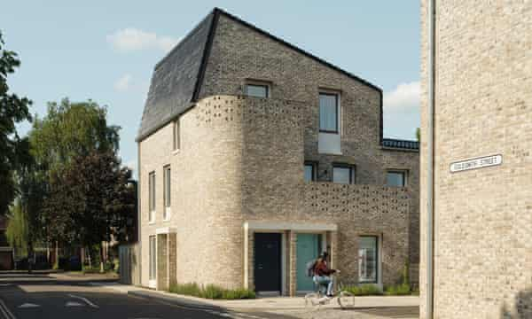 'A masterpiece': Norwich council houses win Stirling architecture prize   Architecture   The Guardian