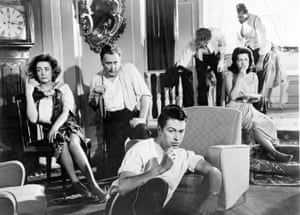 Chamber drama par excellence …  Buñuel's The Exterminating Angel (1962).