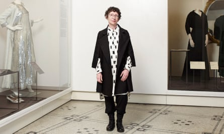 Claire Wilcox, senior fashion curator at the V&A.