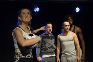 In the shadow of Grenfell Tower … Unpolished Theatre's Flesh and Bone
