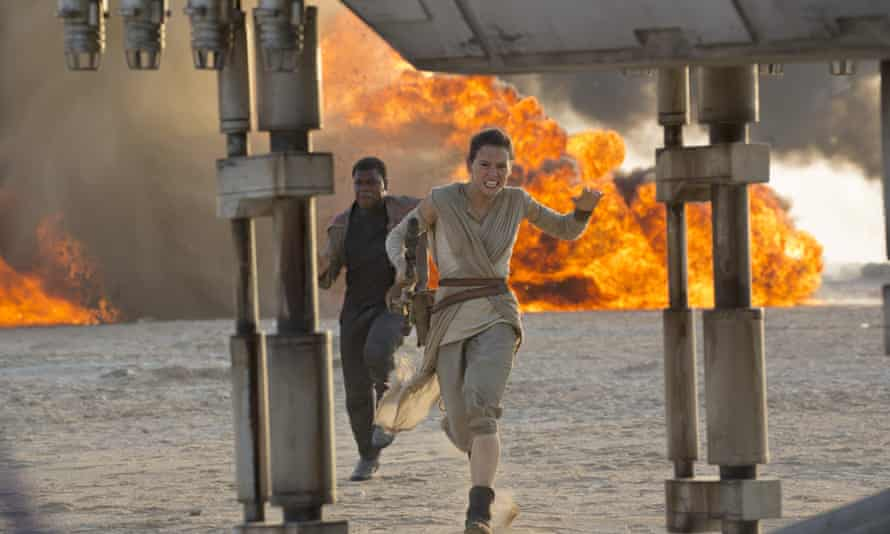 Star Wars: The Force Awakens: Gold says she is 'incredibly proud' of John Boyega and Daisy Ridley.