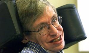 Stephen Hawking 1999
