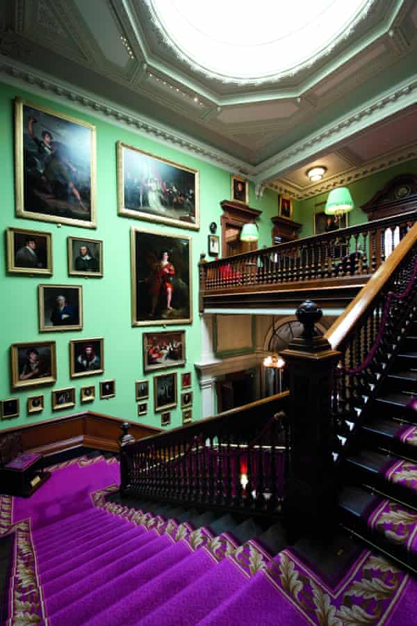 The Garrick Club will vote this summer on whether to admit women members.
