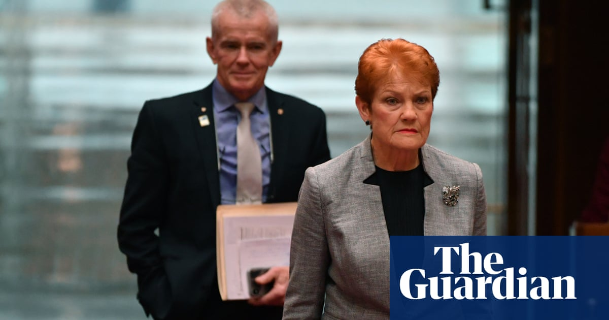 Please explain: Pauline Hanson forgets when her birthday is – video – The Guardian
