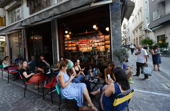 5080ac38cf Athens city guide  what to see plus the best bars
