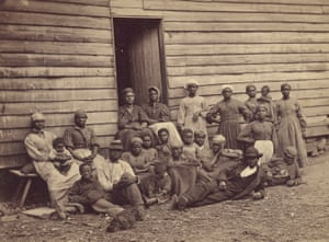Contrabands, or escaped slaves, on Mr. Toller's Farm, 1862 - 68