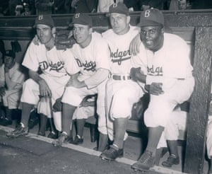 When Jackie Robinson broke the color line in 1947, he ushered in an era of great lack players. But the number of African American fans and baseball stars is on the decline