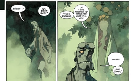 Hellboy seven: killing off Satan changed the whole series