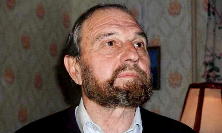 George Blake pictured in Moscow in 1997.