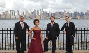 The Harlem Quartet.