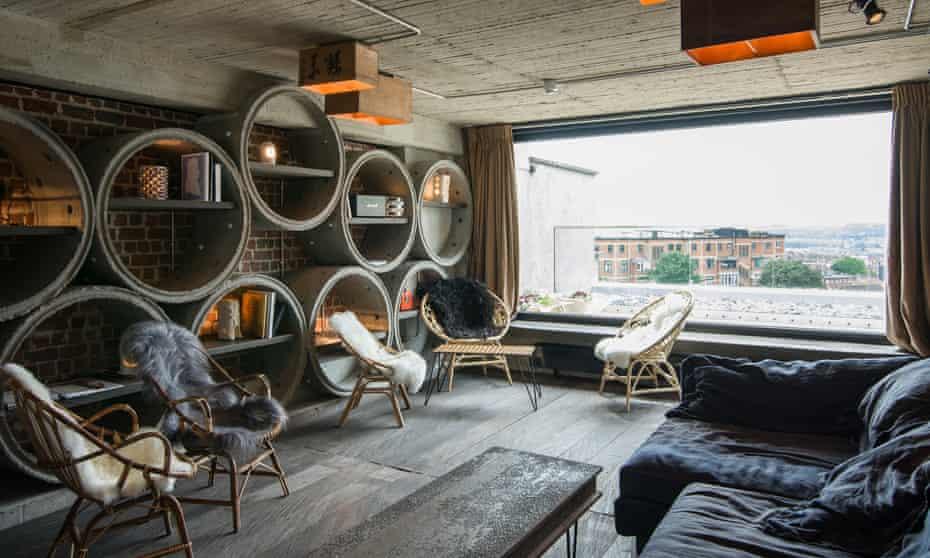 Jam Hotel, Brussels