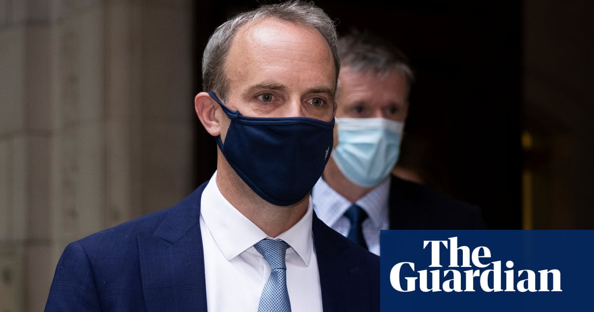 Dominic Raab says no one predicted Taliban takeover of Afghanistan – video