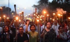 Bangladeshi blogger named on hitlist warned: 'You will be