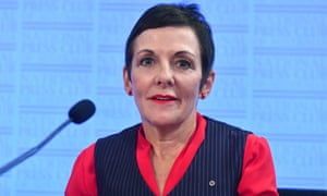 Australia's small business and family enterprise ombudsman Kate Carnell
