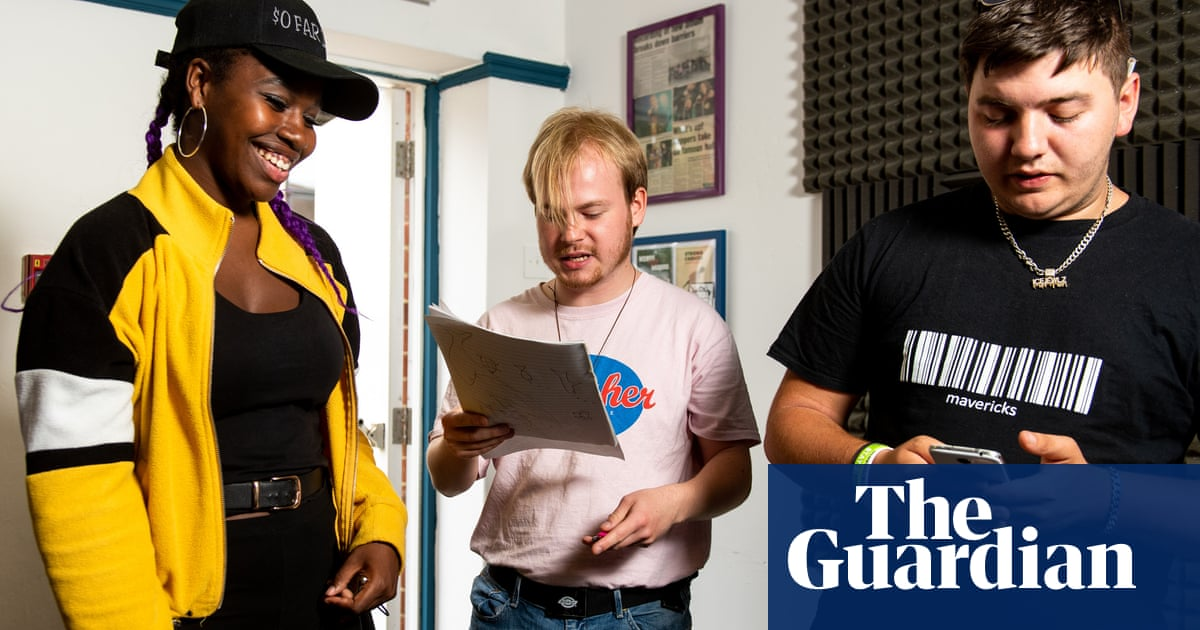 Knife crime: using the power of drill music to tackle gang culture