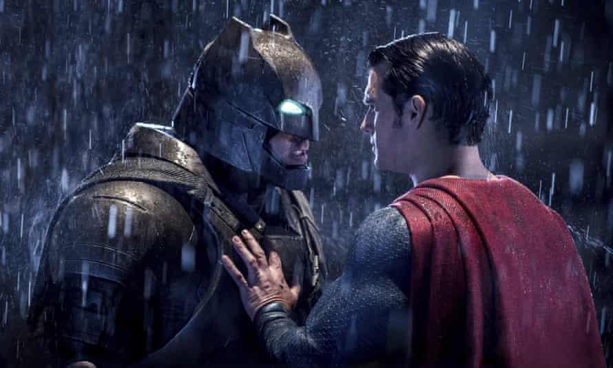 Guaranteed hit … Batman v Superman: Dawn of Justice.