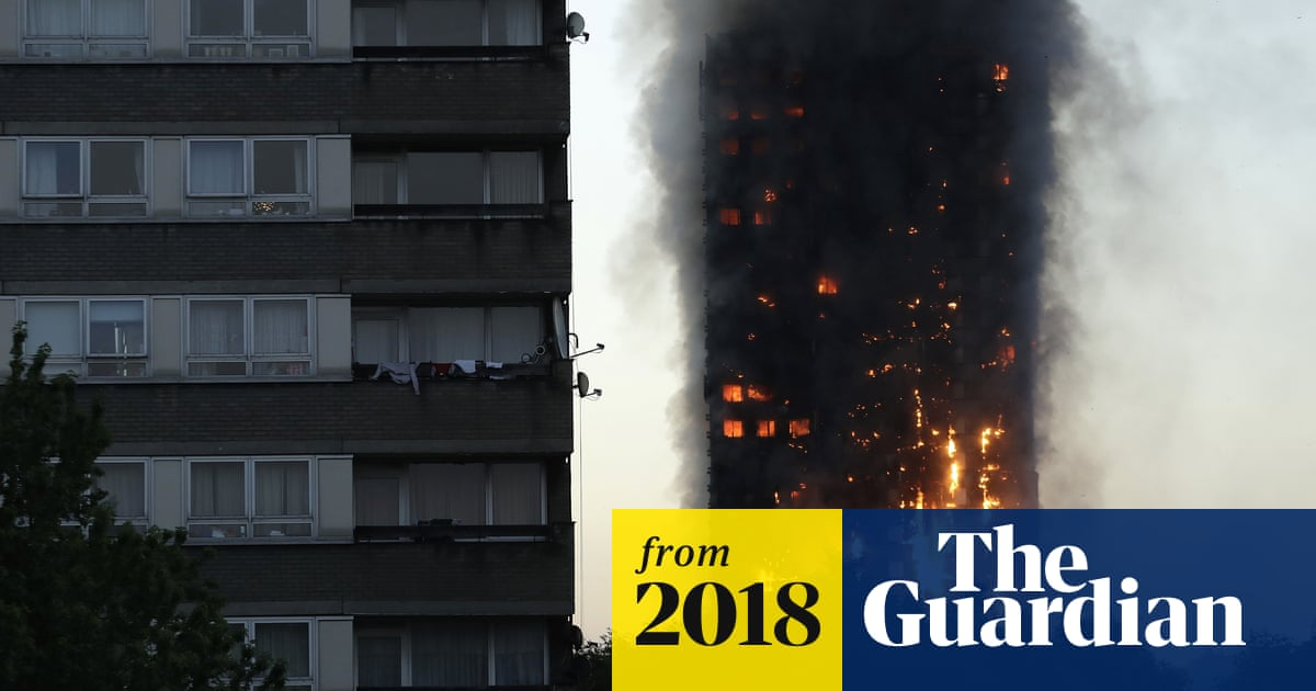 Grenfell inquiry cuts ties with KPMG following complaints