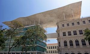 MAR - Rio Art Museum in Rio de Janeiro