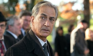 David Strathairn as Nathan Zuckerman in Philip Roth's American Pastoral. Allstar/Lakeshore Entertainment