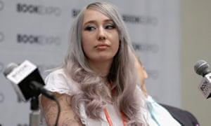 Zoe Quinn speaks during The First Amendment Resistance panel during BookExpo 2017 at Javits Center on 1 June, 2017 in New York City.